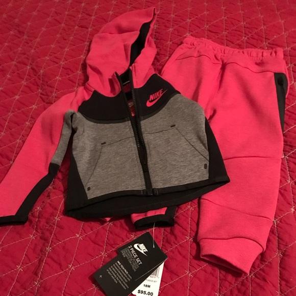 2piece Nike Tech Pack fleece jogging suit 7d7d987a5